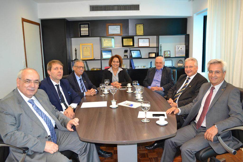 Reunião do Conselho Consultivo do CRCRS